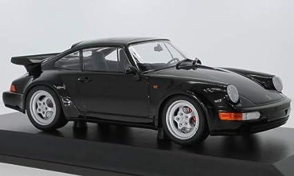 Amazon.com: Porsche 911 Turbo (964), Negro, 1990, Modelo ...