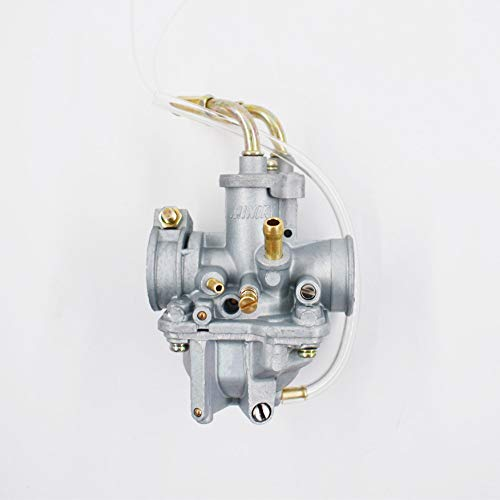 Autoparts Carburetor for Yamaha Y Zinger PW 50 PW50 Air Filter /& Throttle Choke Cable