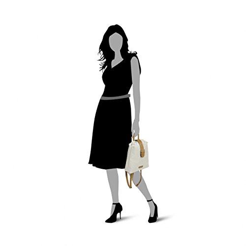 Picard Sonja - Mochila de material sintético mujer Perle (Beige)