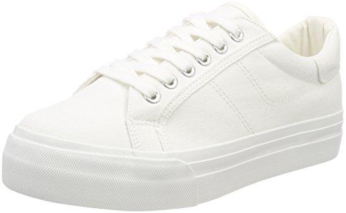 white Blanc 23602 Femme Baskets Basses Tamaris gqwvXOYY