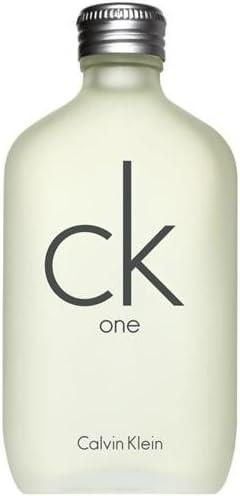 CK One de Calvin Klein 200 ML: Amazon.es: Belleza