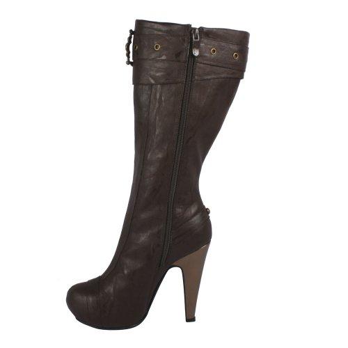 Scarpe Ellie Donna 426-boot Marrone Chiaro