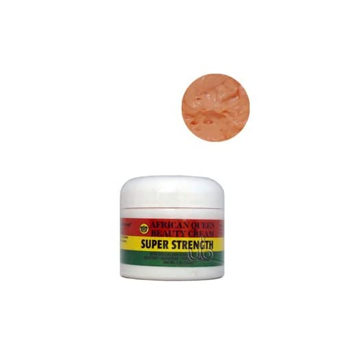 African Queen Beauty Cream Super Strength 4oz