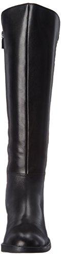 mujer Elenor 6 M cuero para de US negro Blondo impermeables montar Botas gYHOnq