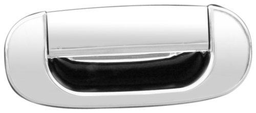 Dodge Ram Putco Tailgate (Putco 403135 Chrome Trim Tailgate and Rear Handle Cover)