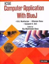 ICSE Computer Applications with Blue J. Xth