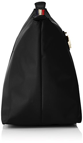 Tommy Hilfiger Poppy Washbag - Bolsos de mano Mujer Negro (Black)