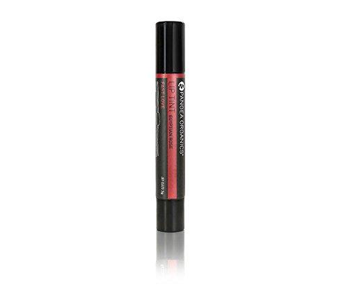 Base Sheer Tint (Pangea Organics Lip Tint   Fast Love   Best Hydrating Lip Care   Natural Beeswax Lip Balm   Organic Lip Moisturizer   Gluten-Free   Non-GMO)