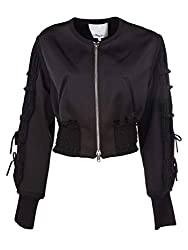 3 1 Phillip Lim Women S P1816269bon001 Black Polyester Jacket