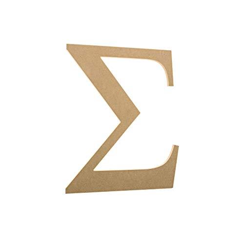 Sigma Letter - 6