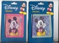 Disney Mickey Mouse Bifold Wallet
