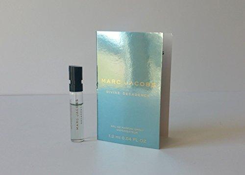 Marc Jacobs Divine Decadence 0.04 fl oz Eau De Parfum Sample Spray Vial