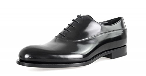 Prada Mens 2EA068 055 F0002 Leather Business Shoes kNEAg