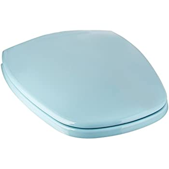Bemis 1240200 024 Round Closed Front Toilet Seat With