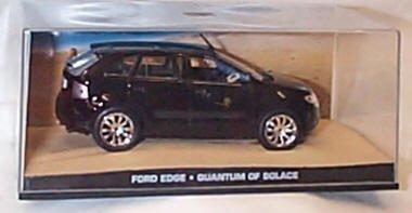 James Bond  Ford Edge Quantum Of Solace Film Scene Car   Scale Cast Model By