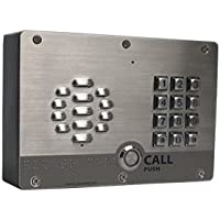 CyberData - 011414 - CyberData SIP-enabled H.264 Video Outdoor Intercom with Keypad - Outdoor