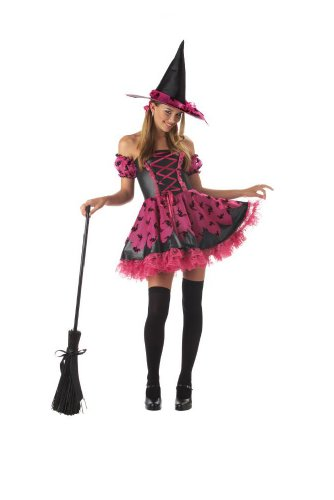 Teen Pretty Potion Witch (Junior Witch Costumes)