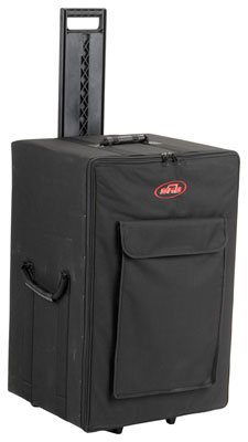 SKB Powered Speaker Case with wheels and Handle