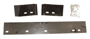 44285-1 Western 1/2'' Cutting Edge Kit 8.5' MVP Plus 4 Piece by Central Parts Warehouse