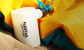 [해외]Flextail 가벼운 펌프, 침대, 매트리스, 장난감, 수레를위한 USB에 의하여 강화되는 팽창 식 에어 펌프 - 경량, 빠른 & amp; /Flextail Light Pump, USB Powered Inflatable Air Pump for Beds, Mattresses, Toys, Floats - Lightweight, Fast &...