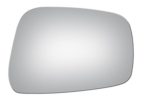 Burco 5126 Convex Passenger Side Replacement Mirror Glass (Mount Not Included) for 2005-2015 Nissan Xterra, 2005-2016 Nissan Frontier, 2009-2011 Suzuki Equator