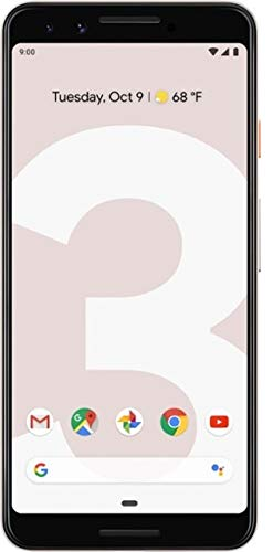 Pixel Phone 3-64GB - US Warranty - Not Pink - (Renewed)