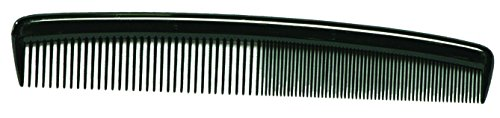 C.C. Black All Purpose Combs 7'' (1728 (12 cases of 144))