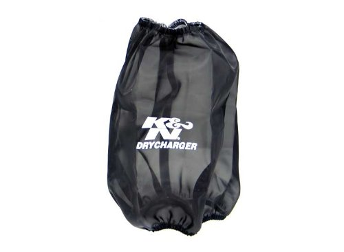 K&N RF-1012DK Black Drycharger Filter Wrap - For Your K&N RF-1012 Filter K&N Engineering