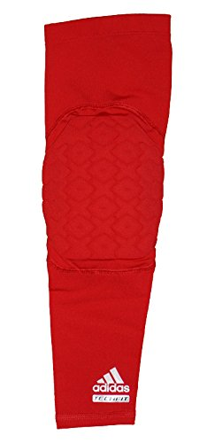 adidas techfit basketball padded compression elbow sleeve