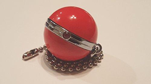 Pokemon Poke Ball Ceiling Fan Beaded Pull Chain 6 Variations with Jewels GO Pocket Monster Ball (Cherish Ball)
