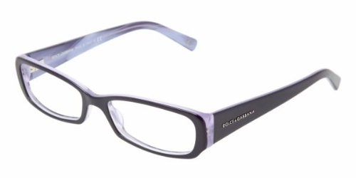 DOLCE&GABBANA D&G DG EYEGLASSES DG 3085 1572 PURPLE OPTICAL RX