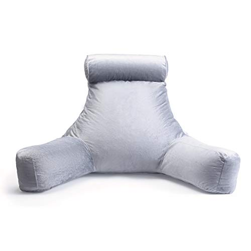 Milliard Reading Pillow with Shredded Memory Foam-XL