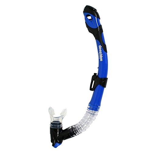 Deep Blue Gear Ultra Dry 2 Snorkel, - Mask Composite Snorkeling