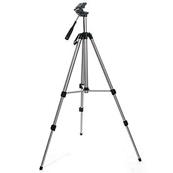 Universeel DSLR Cámara statief 134 cm – REIS statief voor de Sony/Canon/Nikon