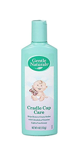 Gentle Naturals Cradle Care 4 Ounce