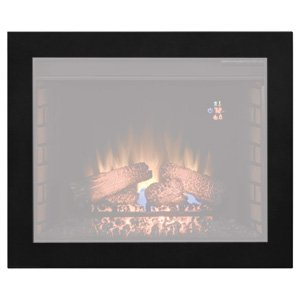 """ClassicFlame BBKIT-28 28"""" Flush-Mount Trim Kit for use with In-Wall Electric Fireplace Insert"""
