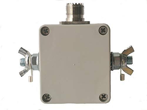HAM Equipment 1-30Mhz Shortwave Radio Balun Kit NXO-100 Magnetic Balance Amateur Radio Antennas DIY