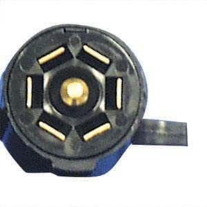 pollak 12706 tow wiring 7 way connector plug. Black Bedroom Furniture Sets. Home Design Ideas
