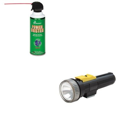 KITNSN3982473NSN7813671 - Value Kit - NIB - NISH 6230007813671 Flashlight (NSN7813671) and NIB - NISH 7930013982473 Power Duster (NSN3982473) by NIB - NISH (Image #1)