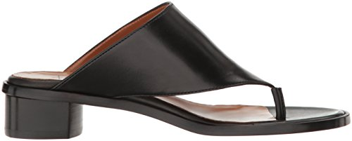 Marvin by Rosaria K Black Aquatalia Slide Women Calf Sandal OHq5f