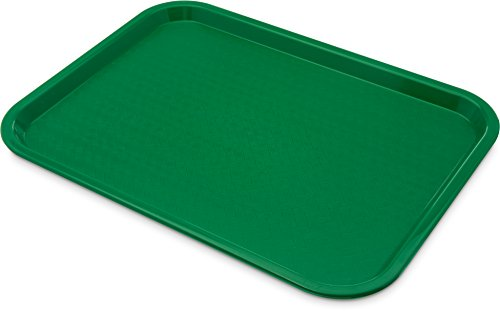 Green Fast Food Tray - 8
