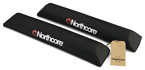 Northcore Aerodynamic Roof Bar Pads