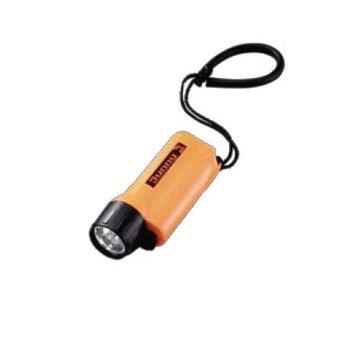 IST Single 3 watt LED light - scuba diving waterproof 60m - Orange