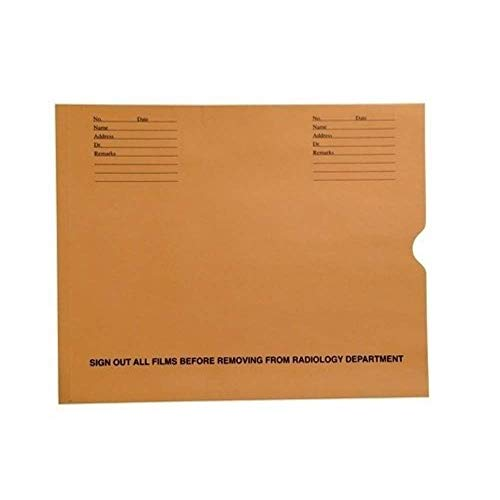 Negative Preserver - Heavy Duty - Preprinted Envelope - 14½