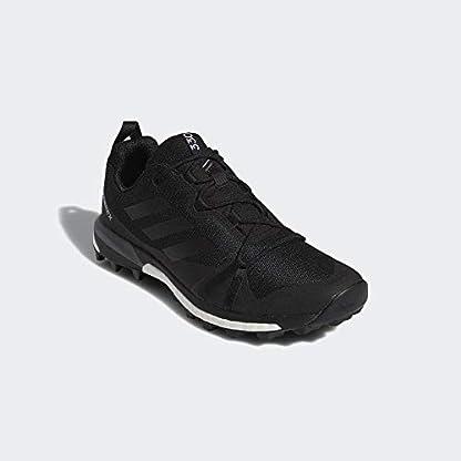 adidas Mens Terrex Skychaser LT Walking Shoe, Core Black/Core Black/Grey, 40 EU 7
