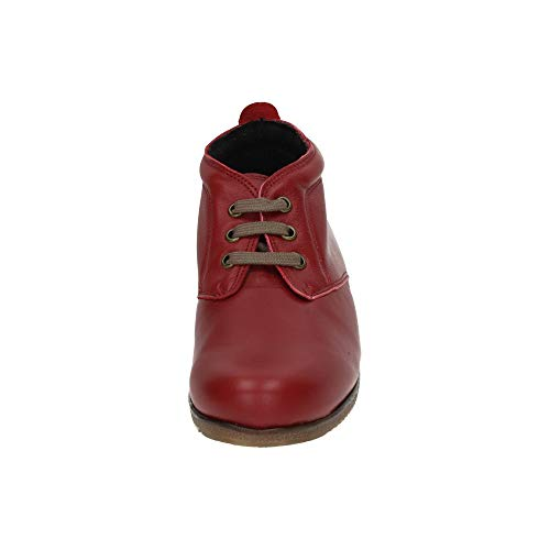 Rot Stiefel Damen 2774 In Kurzschaft Made Spain xqAFnff