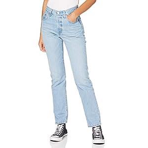 Levi's 501 Crop Jeans, Luxor Ra, 25W / 26L Donna 10