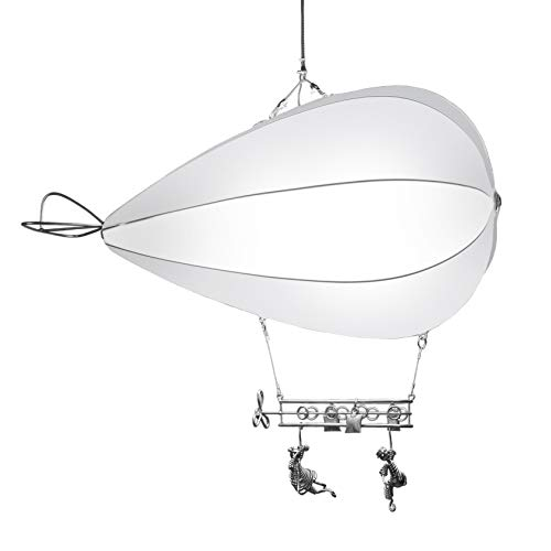 ArtBuz Zeppelin Designer Chandelier Lighting - Modern Ceiling Lamps - Lighter than Air Series -