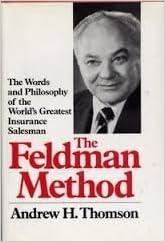 The Feldman Method Pdf