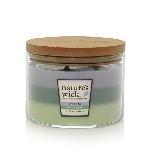 Natures Wick Scented Lavender Succulent product image